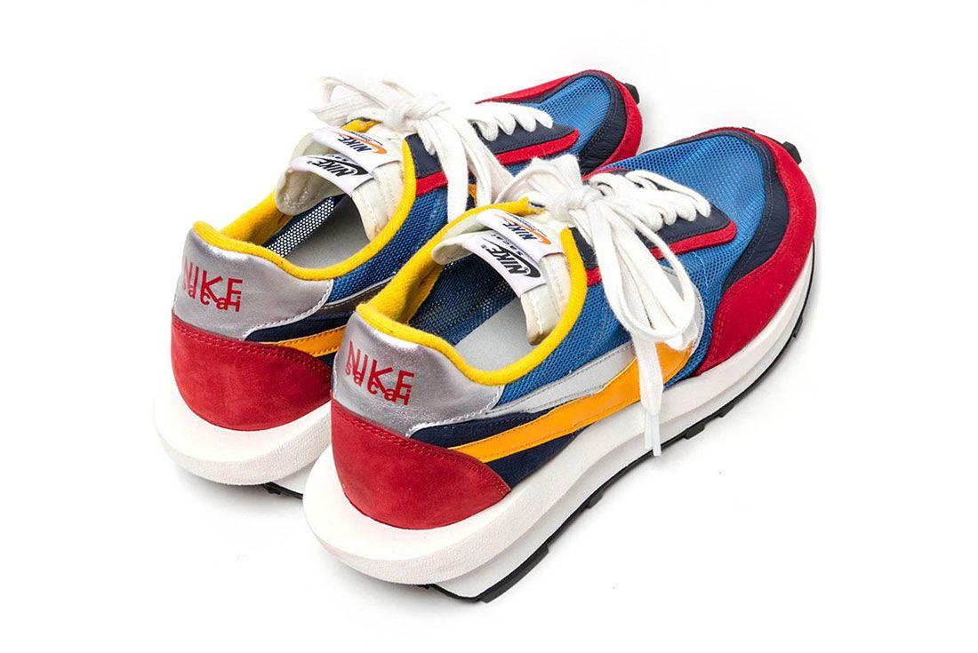 Nike Sacai Waffle Back Heel Shot 1