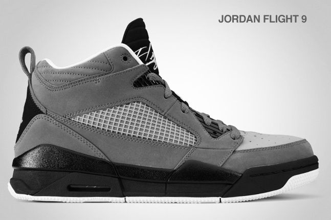 Jordan Flight 9 Graphite 2