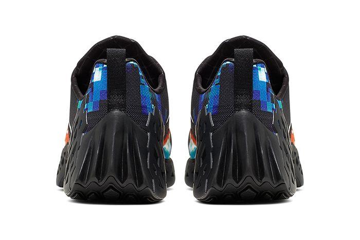 Jordan Trunner Nxt React Htm Black Ct2819 001 Release Date Heel