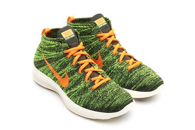 Nike Lunar Chukka Flyknit Fall13 3