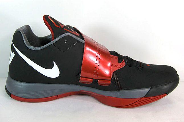 Nike Zoom Kd Iv Black Red 03 1