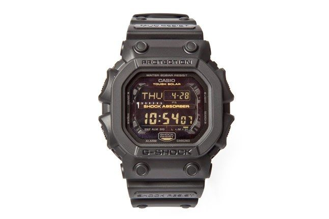 G Shock Blk Matt 1