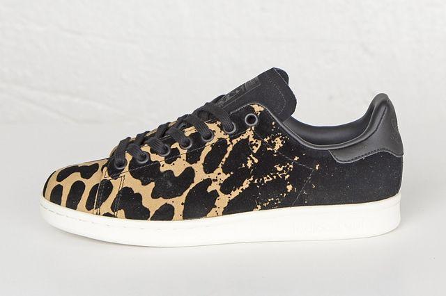 Adidas Stan Smith Leopard Splatter 2