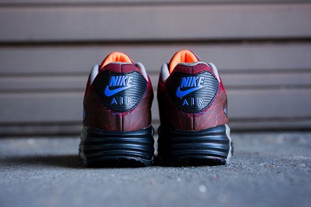 Nike Air Max 90 Red Clay 7