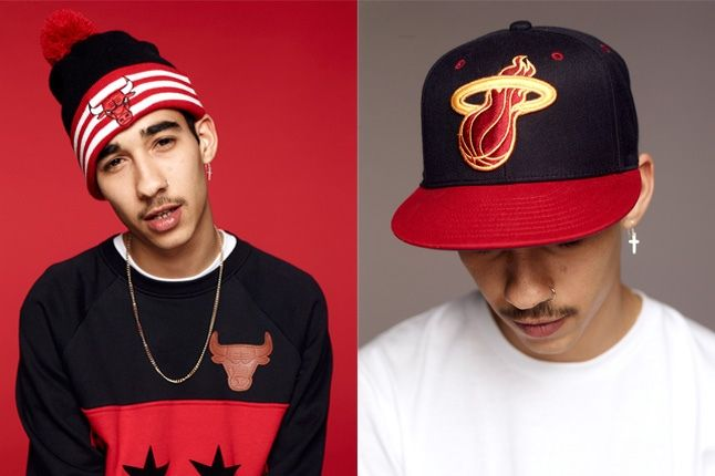 Adidas Originals Fw13 Basketball Lookbook Headwear 12