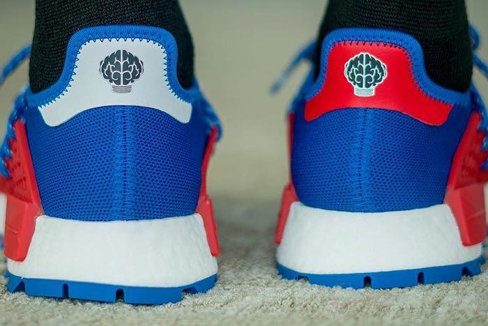 Pharrell Williams Adidas Nmd Hu Nerd Release 5
