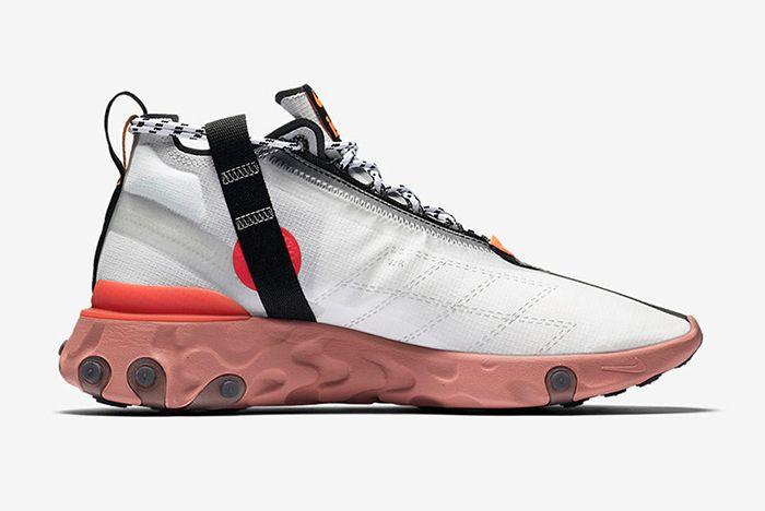Nike React Runner Mid Ispa 9