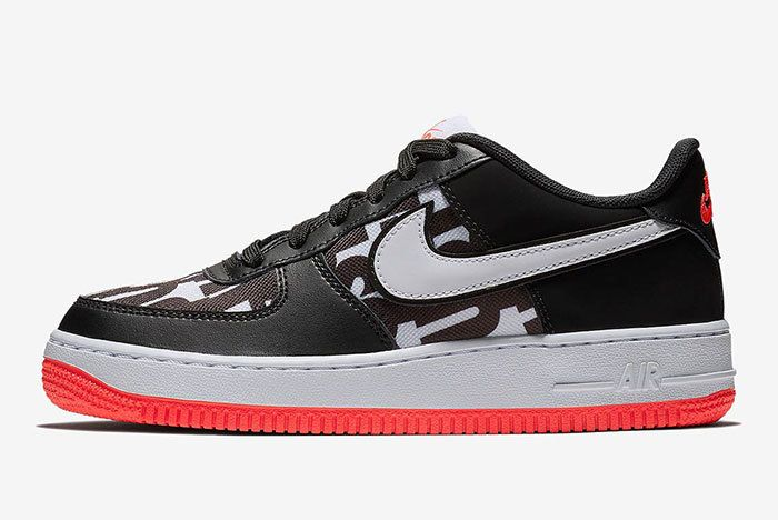 Nike Air Force 1 Low Just Do It Pack Kids Aq9476 001 1 Sneaker Freaker