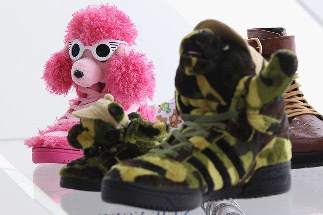 Adidas Originals Jeremy Scott Pink Poodle 04 1