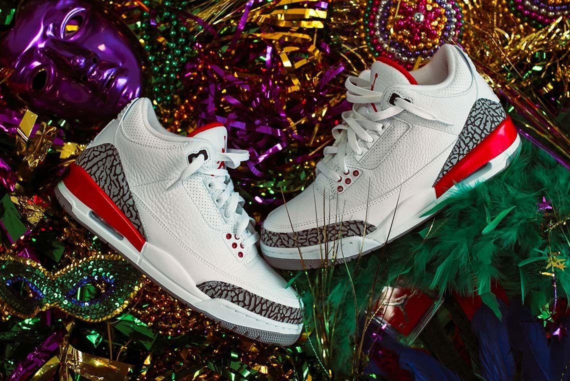 Air Jordan 3 Katrina Release Date Info 3 Sneaker Freaker