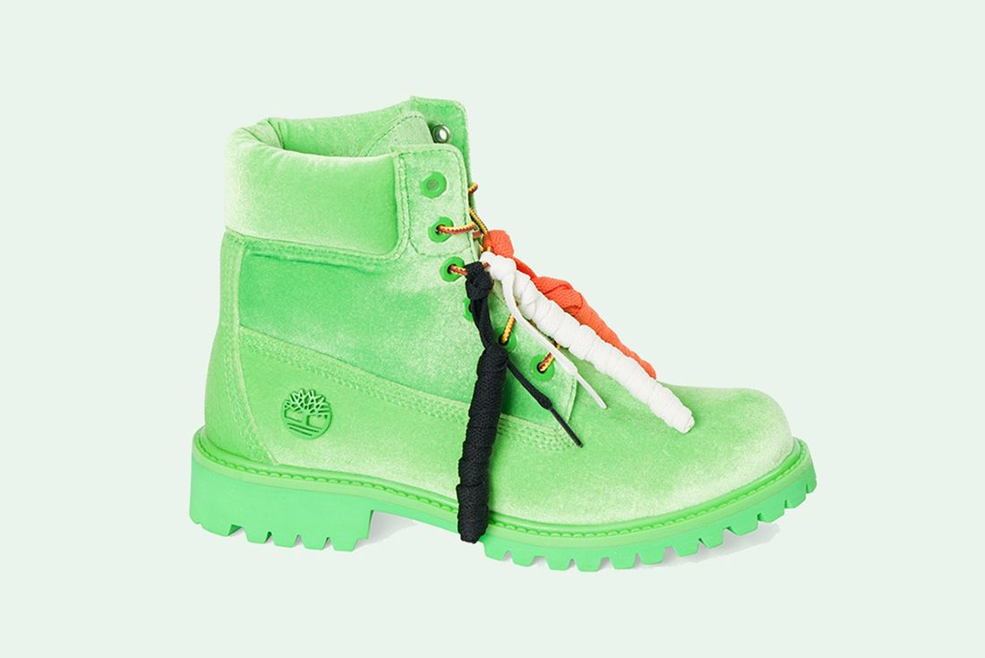 Off White X Timberland Release Date 9