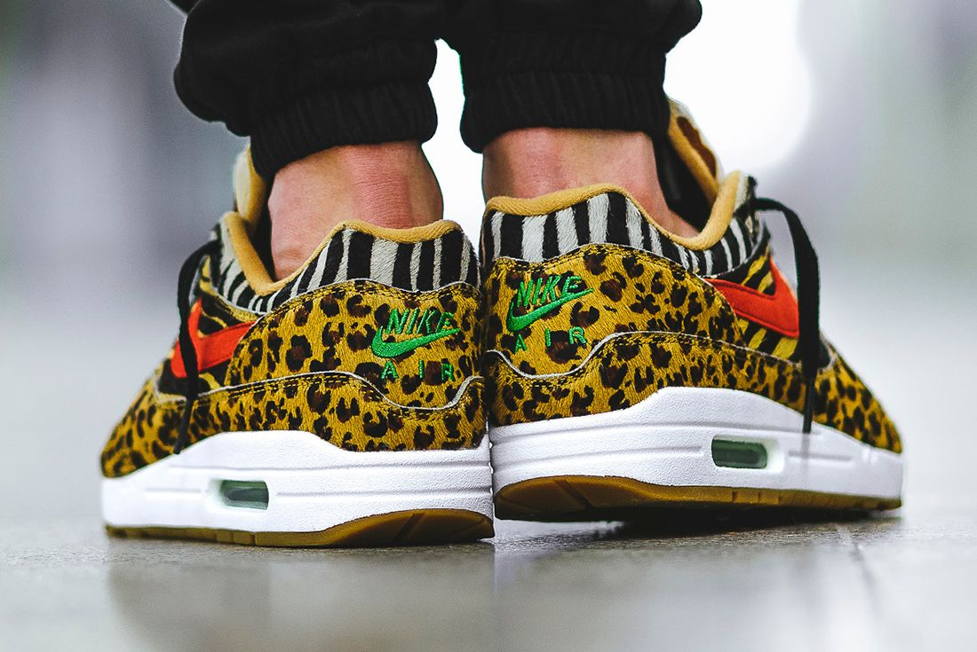 Nike Air Max Animal Pack Release 3
