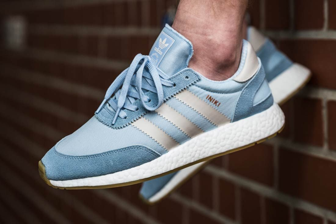 Adidas Iniki Runner Easy Blue 1