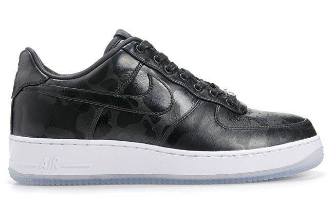 Nike Air Force 1 Low Comfort Premium Black 1