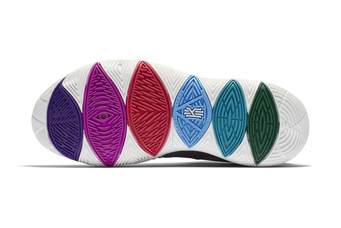 Nike Kyrie 5 Rick Morty 5