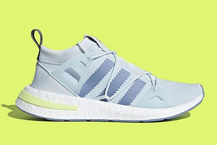 Adidas Arkyn Blue Yellow 2
