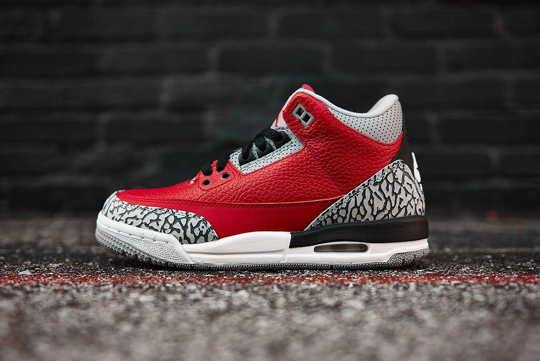 Jd 20200207 Jordan Retro 3 Photo Studio 330 Hero Shot Sneaker Freaker