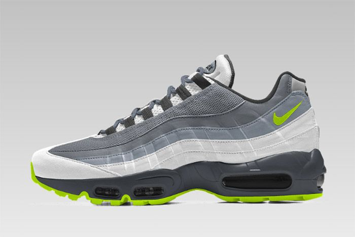 Air Max 95 Now On Nike Id 4