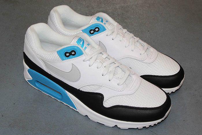 Nike Air Max 90 1 Laser Blue 2