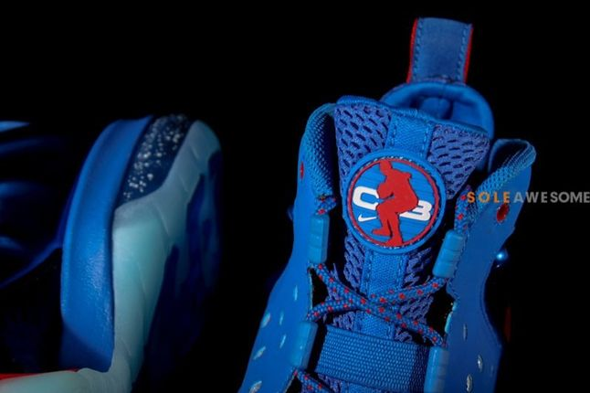 Nike Barkley Posite Max 76Ers Tongue 1