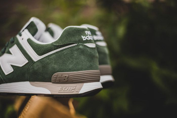New Balance Made In England 576 Green 3
