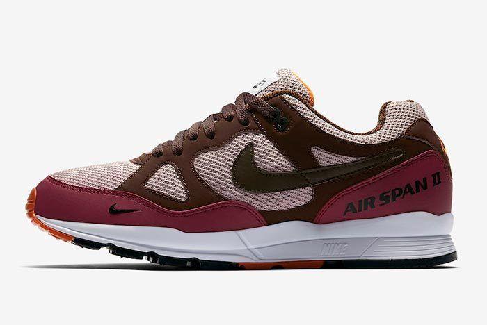 Patta X Nike Air Span Ii 2