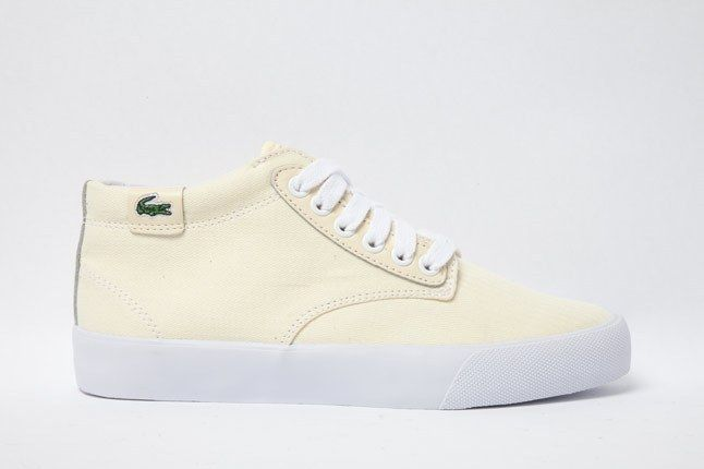 Lacoste Barbados Mid Live Ylw 1