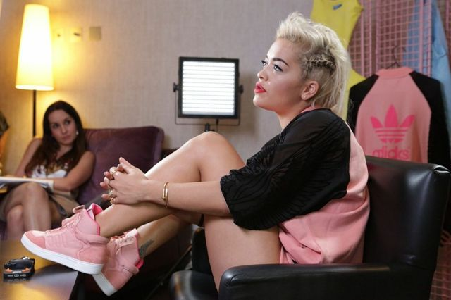 Adidas Originals Rita Ora Launch 9