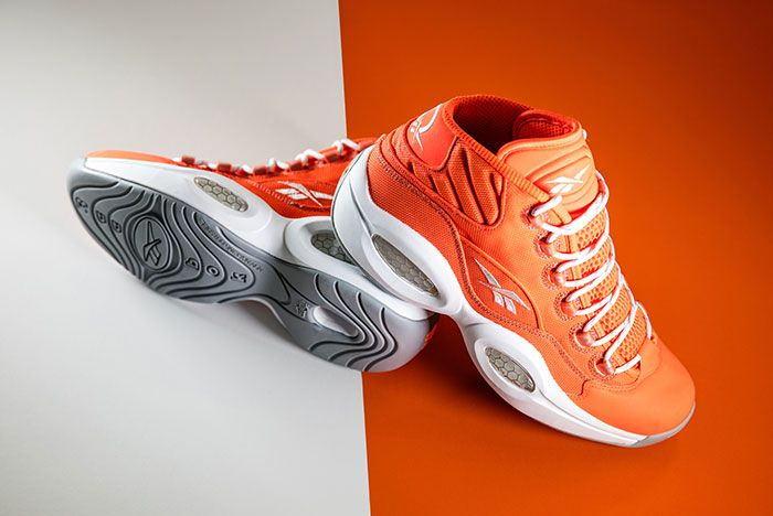 Reebok Question Mid Only The Strong Survive 3