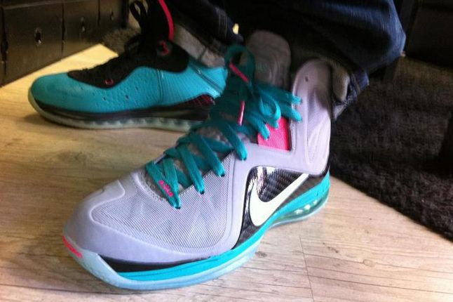Lebron 9 Elite South Beach 02 1