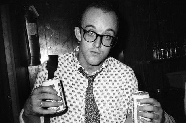 Ricky Powell Keith Haring 1
