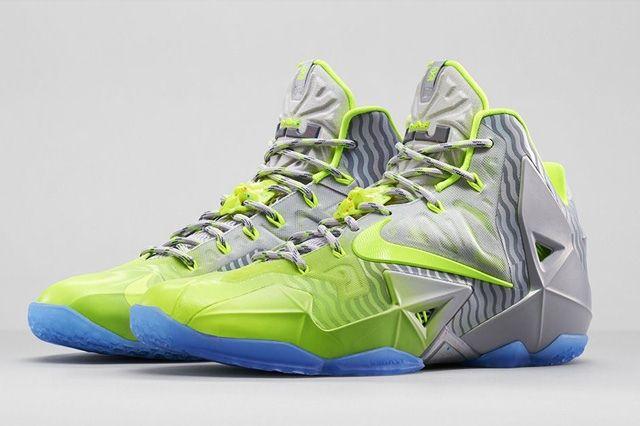 Nike Lebron 11 Maison Collection 6