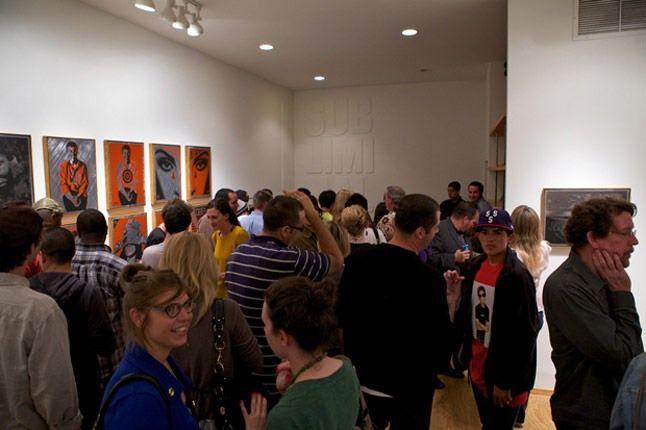 Shepard Fairey Printed Matters Exhibition Recap 3 1