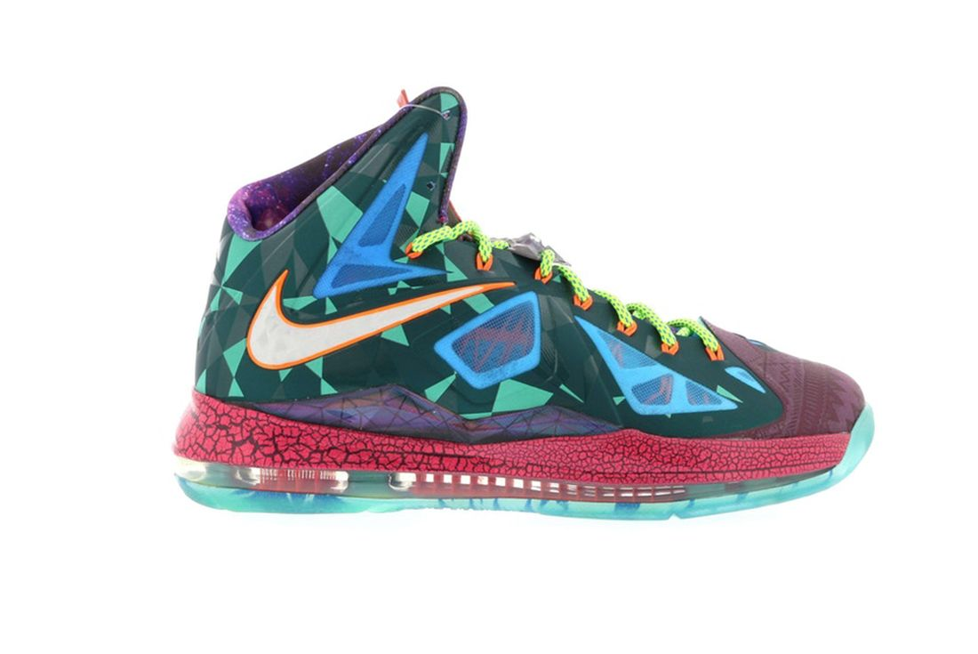 Nike Lebron 10 What the MVP 2013 Right