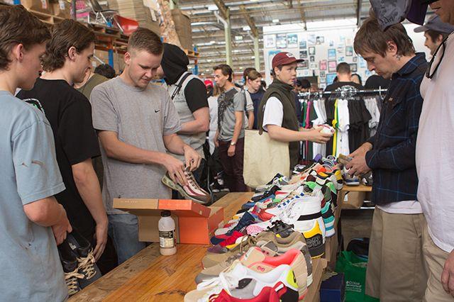 Hero Presents Sneaker Freaker Swap Meet Recap 711