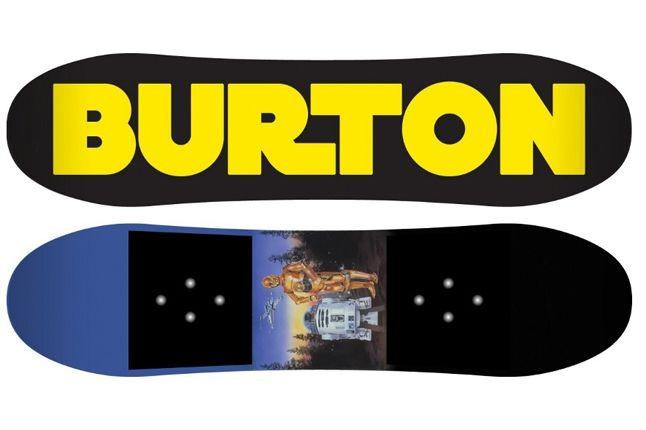 Burton Star Wars Snowboard 7 1