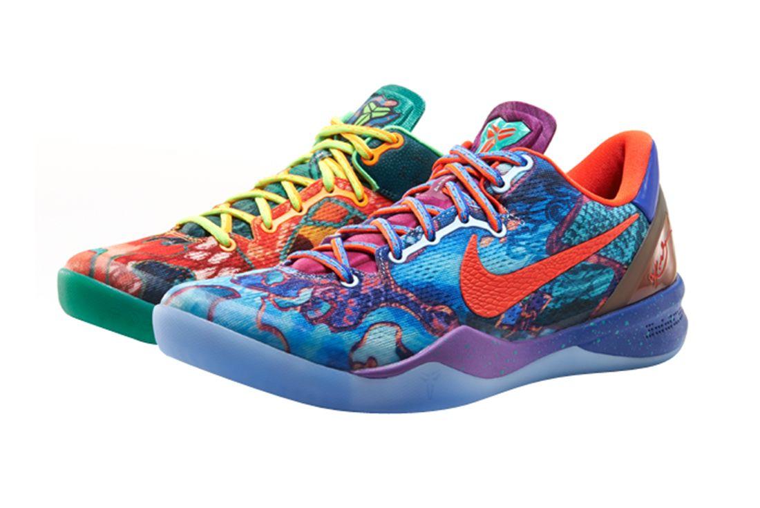 Nike Kobe 8 System What the Kobe 2013 Angled
