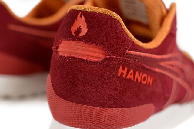 Hanon X Onitsuka Tiger Colorado Eighty Five Heel