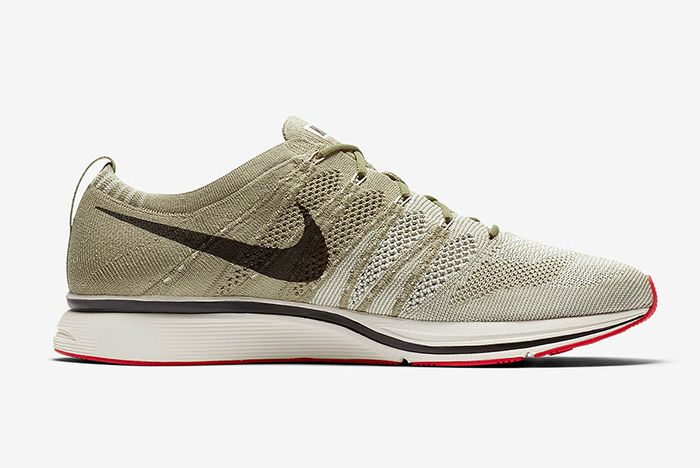 Nike Flyknit Trainer Neutral Olive Release 2
