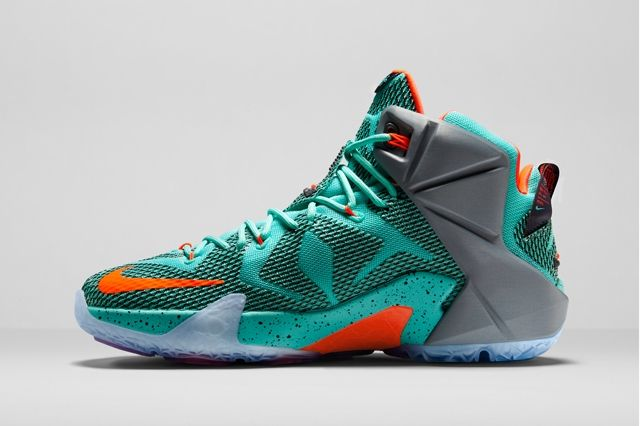 Nike Lebron James 12 Official Unveiling 3
