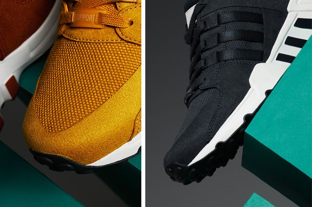 Adidas Eqt Running Support 93 City Pack 71