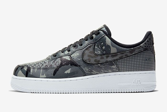 Nike Air Force 1 Low Chicago Ct8441 001 Lateral Side Shot