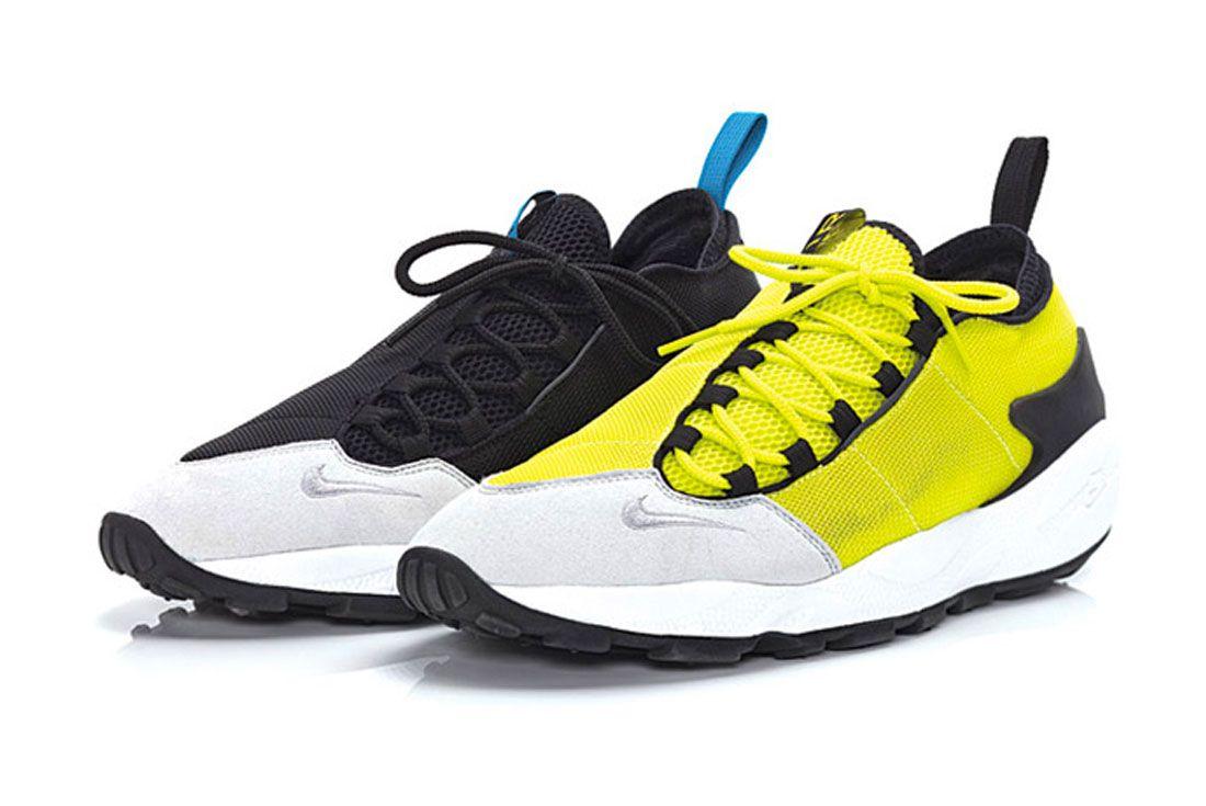 Fragment Design x Nike Air Footscape TZ