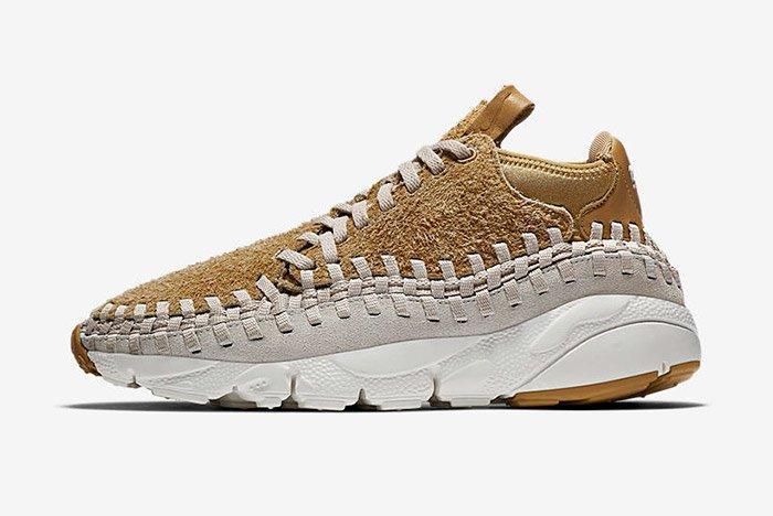 Nike Air Footscape Woven Chukka 12