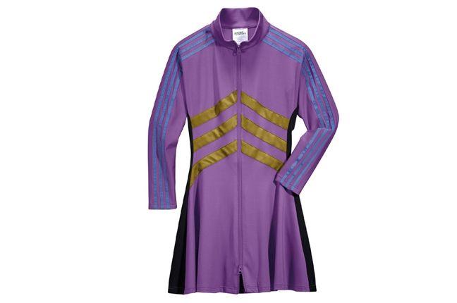Adidas Jeremy Scott Track Dress 5 1