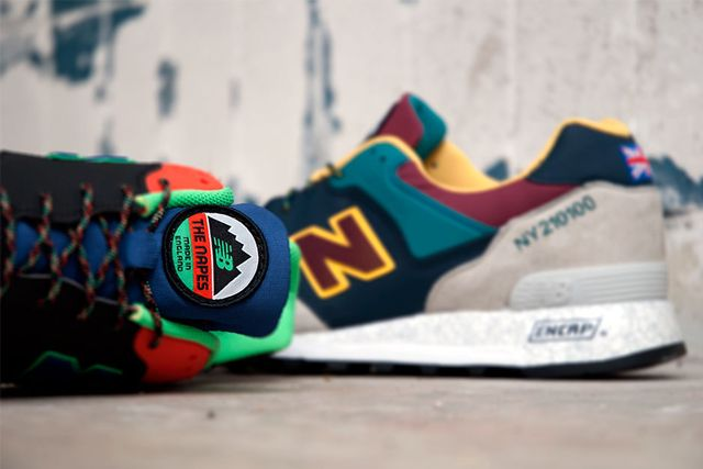 New Balance 577 Napes Pack 4