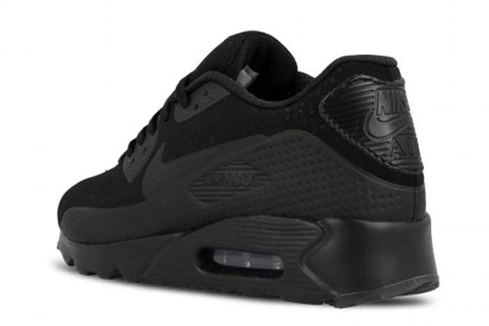 Nike Air Max 90 Ult Moire Tripleblack5