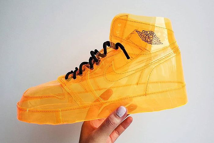 Air Jelly Jordan 1 Custom Cereal Artist 2