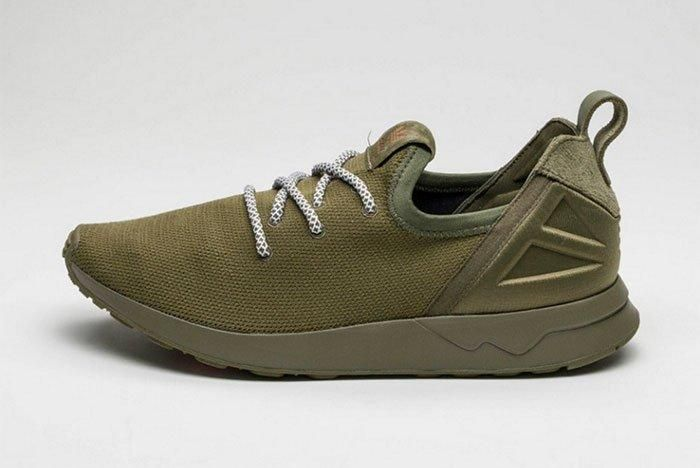 Adidas Zx Flux Adv Olive 1