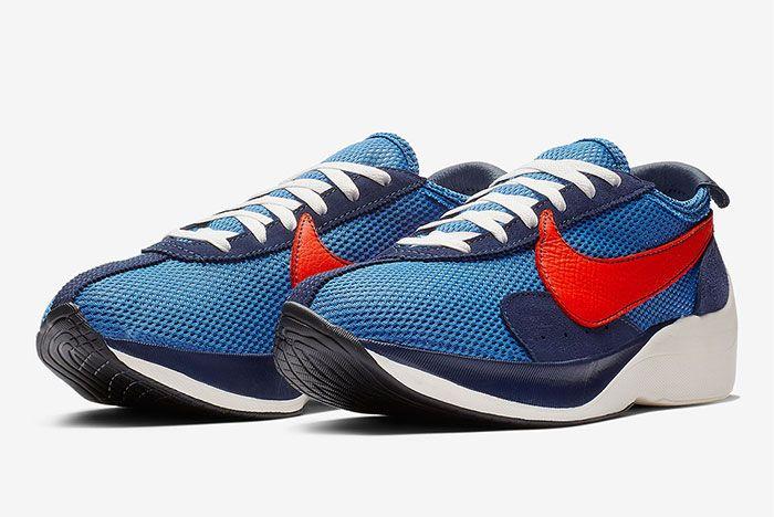 Nike Moon Racer Bv7779 400 Blue 5